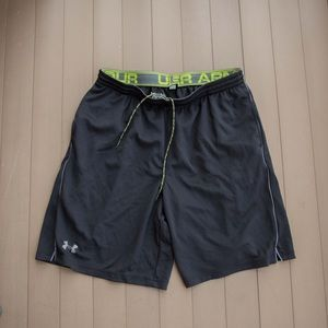 Under Armour catalyst shorts (men's)
